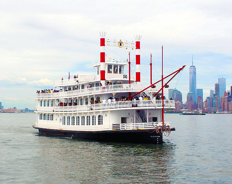 liberty belle NYC 4th of July independence day cruise