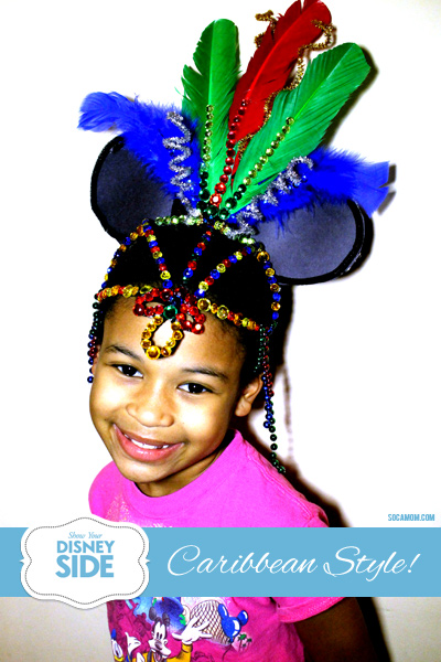 Show your Disney Side Caribbean Style on February 15th in DC  ::  SocaMom.com