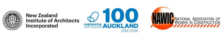 NZIA Engineering NZ NAWIC Logos