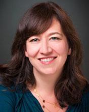 Presenter Sarah Hadlock