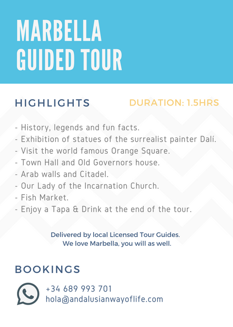 Secrets of Marbella Tour 2