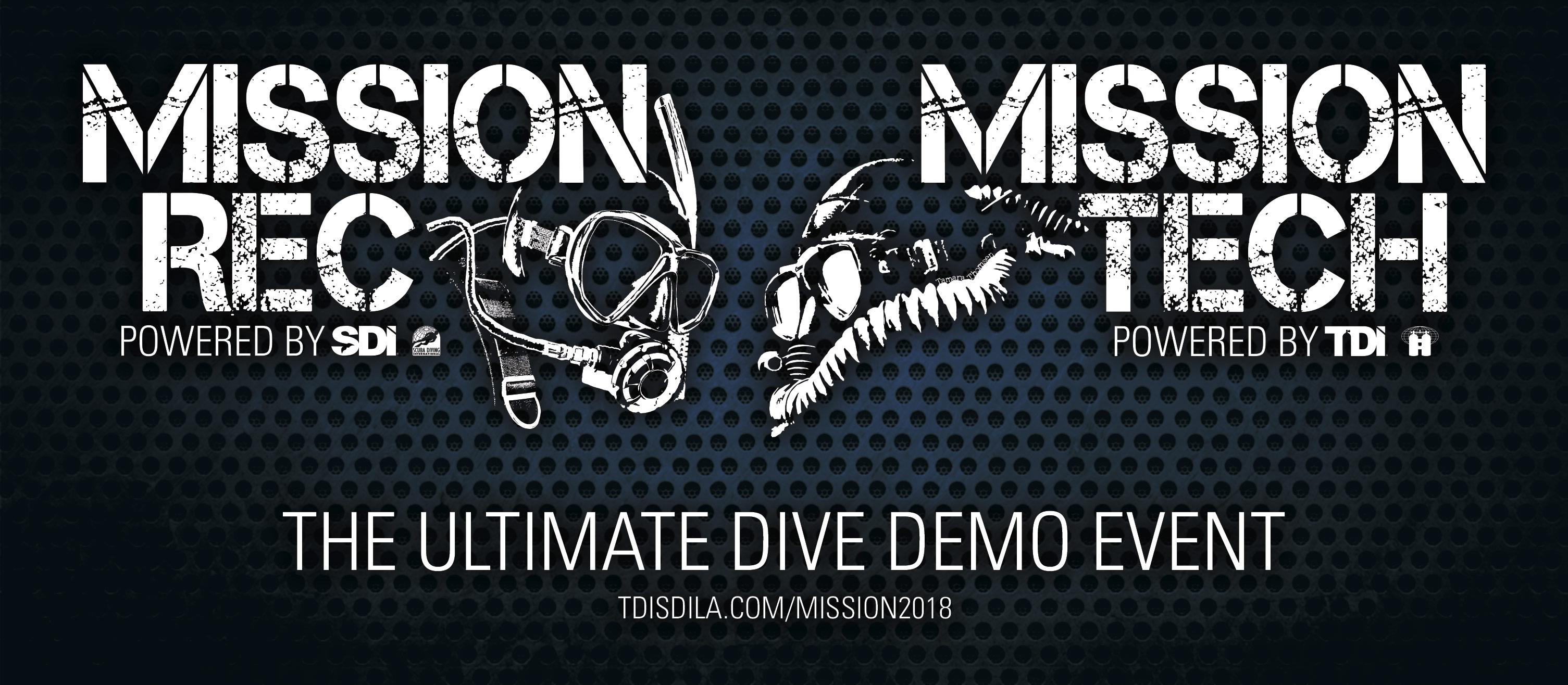 Mission Rec / Mission Tech
