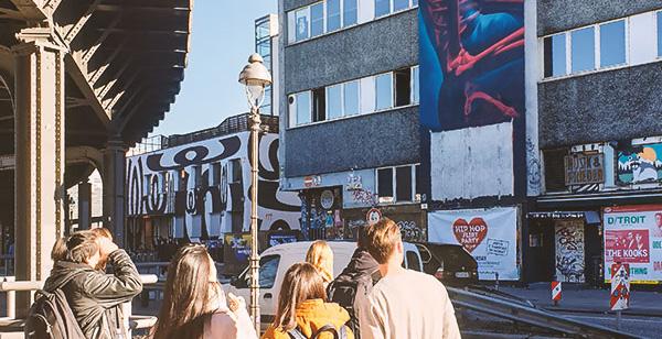 Street Art Tour Street Art Berlin