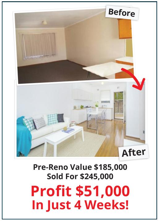 Australias Rapid Renovation Expert Case Study 1