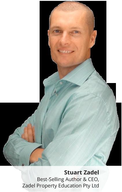 Stuart Zadel CEO Zadel Property Education