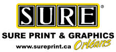 Sure Print and Graphics is an eSAX sponsor!