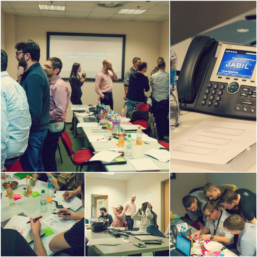 Human Centred Design workshop