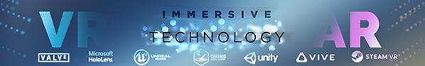 Immersive Technology Expo Banner