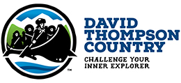 David Thompson Country logo
