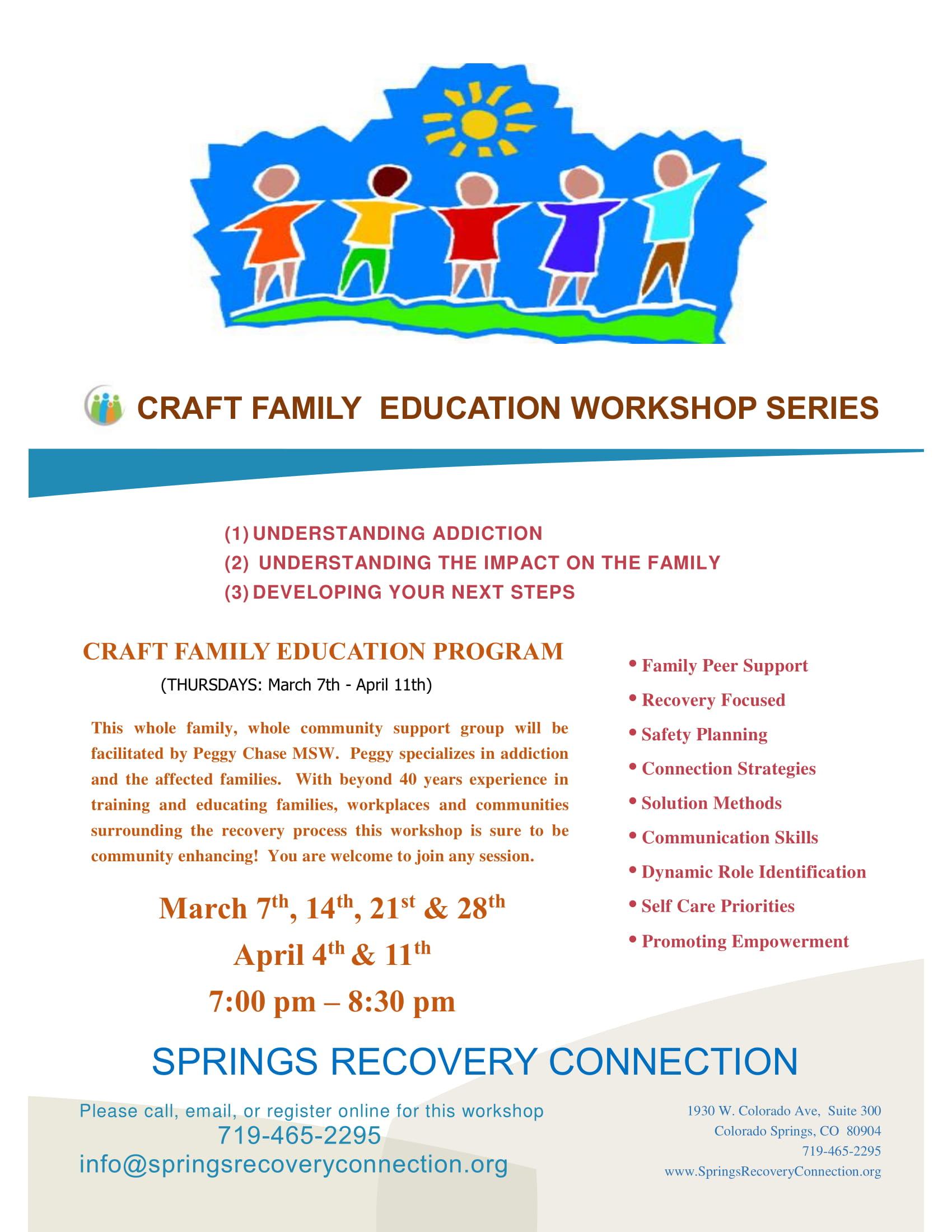 Craft March-April