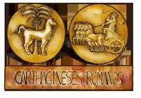 federación de carthagineses y romanos
