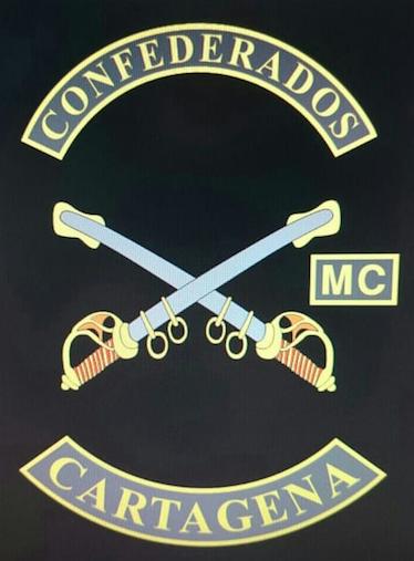 motoclub confederados cartagena