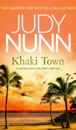 Khaki Town by Judy Nunn Book Cover
