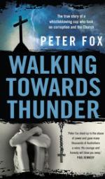 Walking Towards Thunder Book Cover