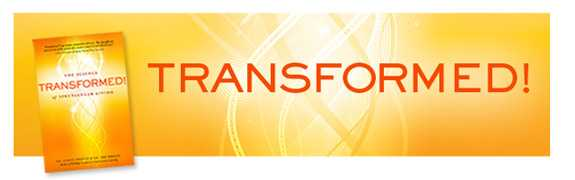 Transformed! by Dr. Bob & Judith Wright