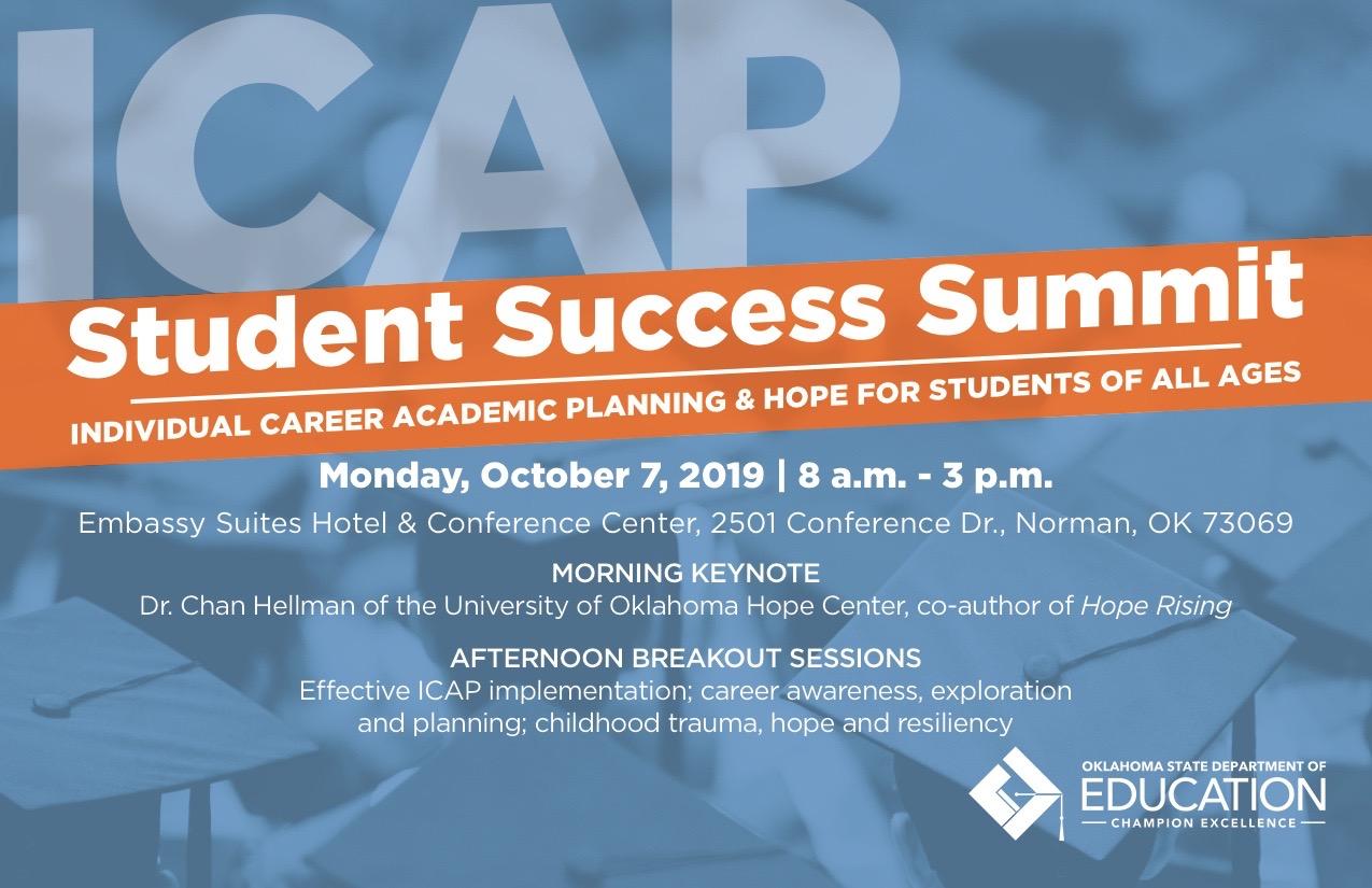 Student Success Summit - Individual Career Academic Planning