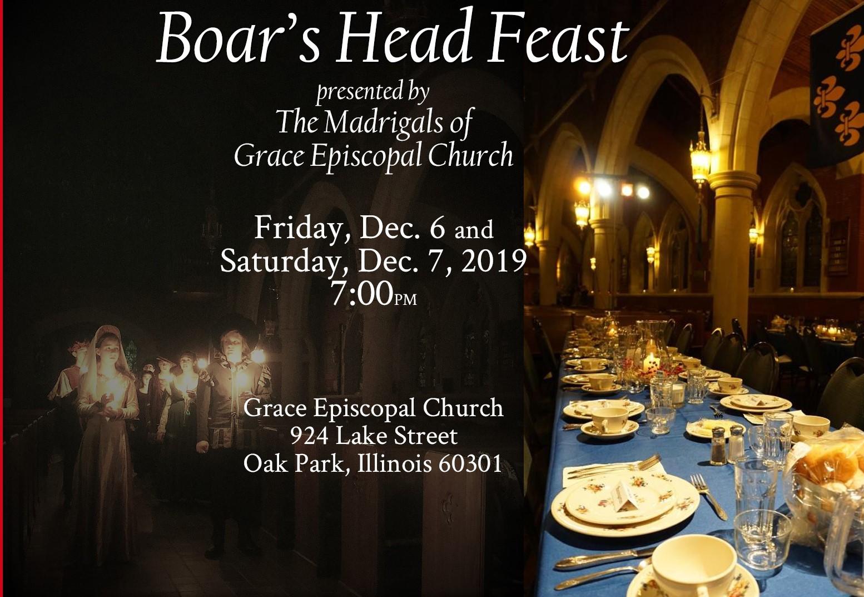 Boar's Head Feast