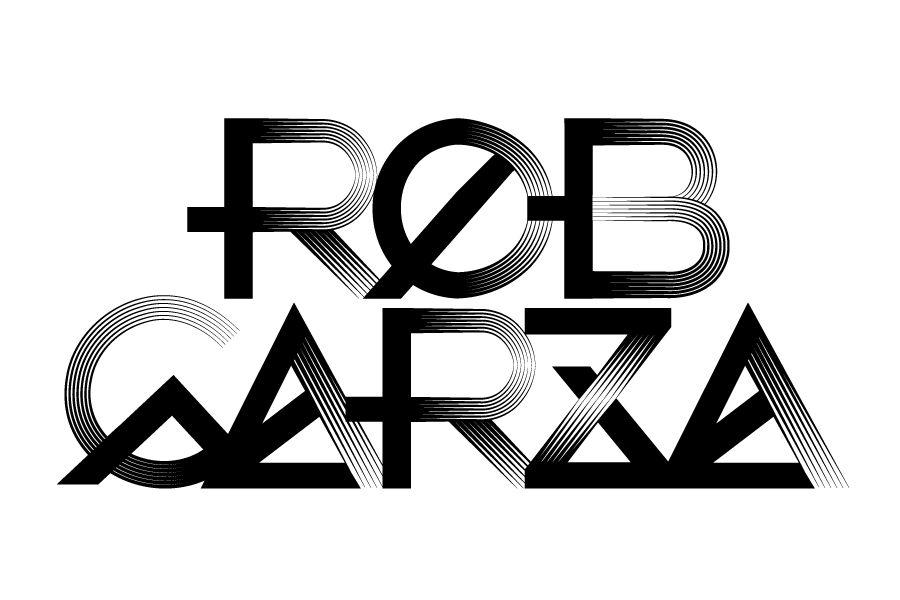Rob Garza - logo