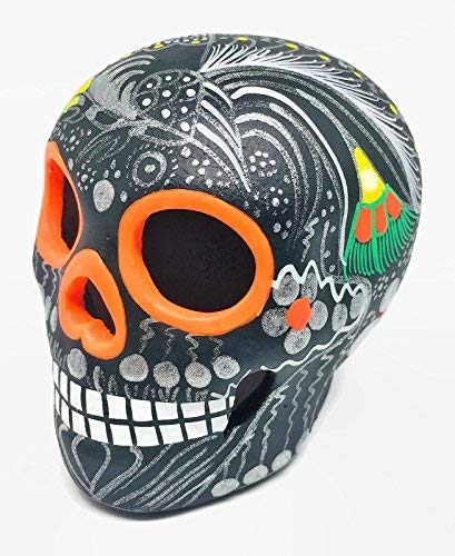 Example of Painted Skull