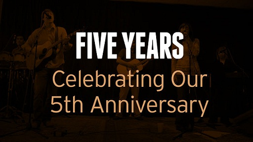 Celebrating 5 years of coworking