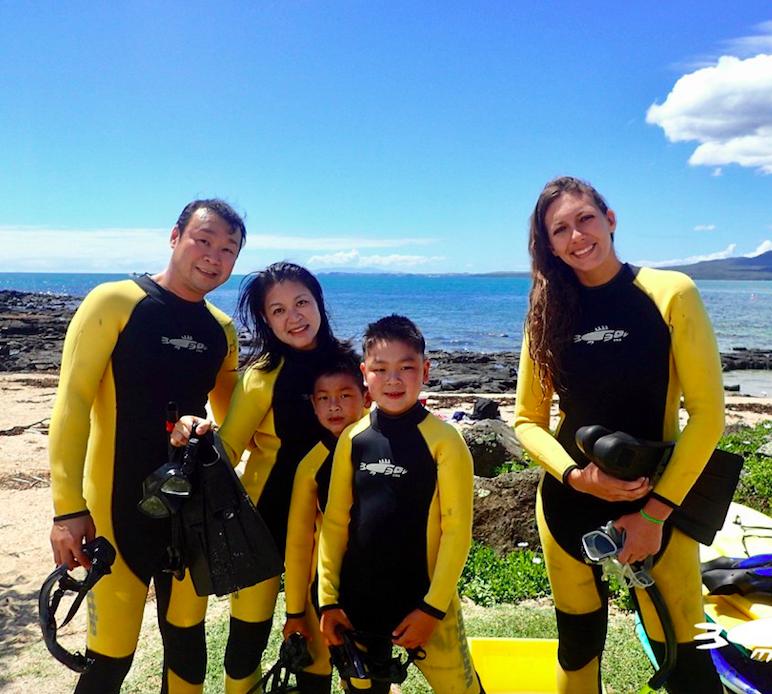 EMR Takapuna Snorkel Day