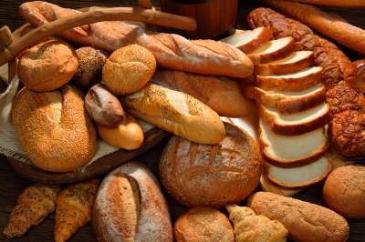 Organic Whole Grain Artisan Breads, Croissants, Rolls, Biscuits, and Scones