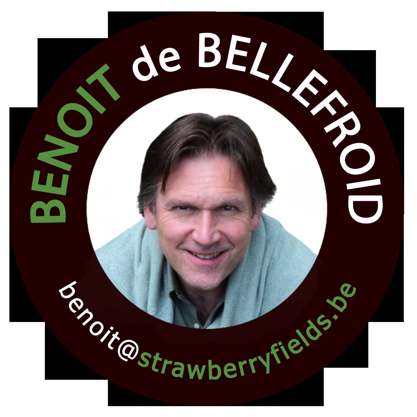 Benoit de Bellefroid