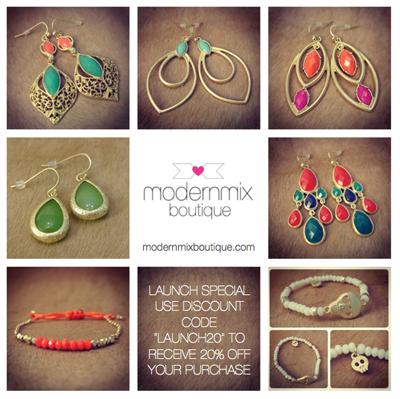 modern mix boutique