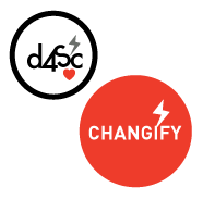 D4Sc and Changify logo