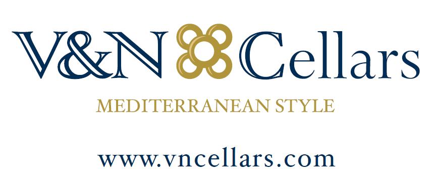 V and N Cellars logo