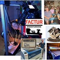 Laser cutting and more at Factur