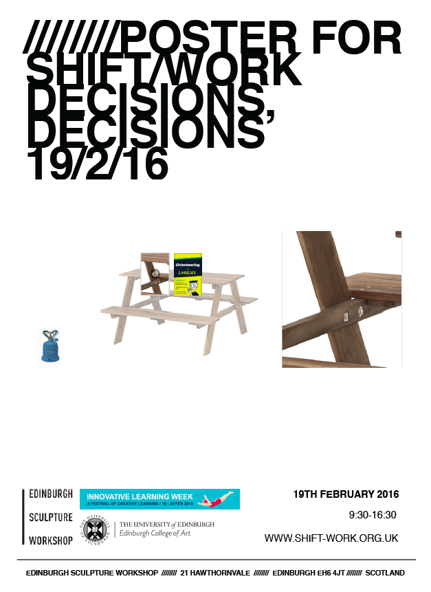Decisions, Decisions Poster