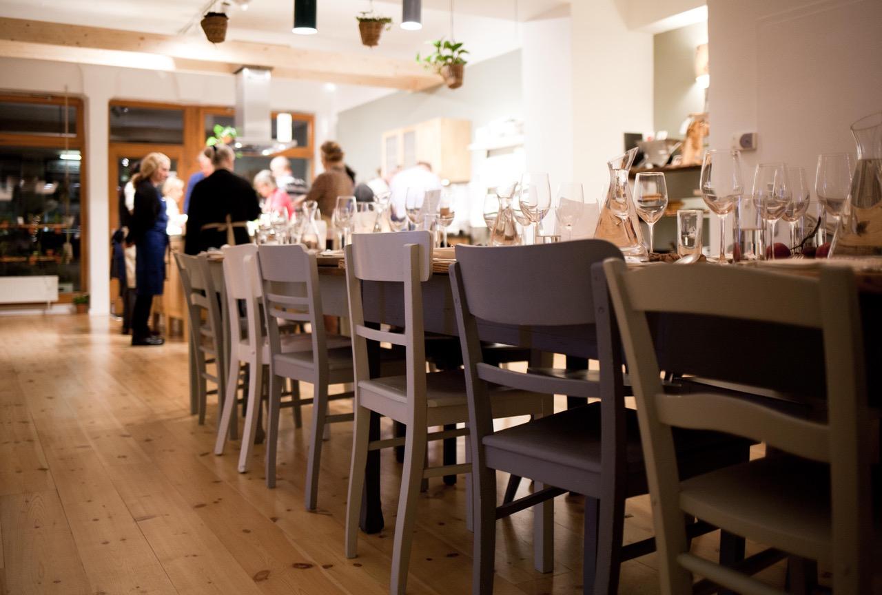 Kochkurse in Berlin in der Akademie für Nachhaltigkeit in der Küche