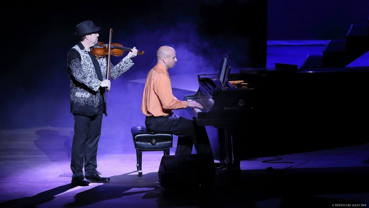Jason Tonioli and John Knudson