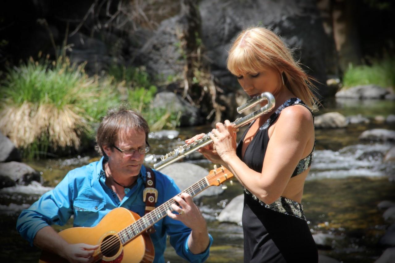Sherry Finzer and Darin Mahoney