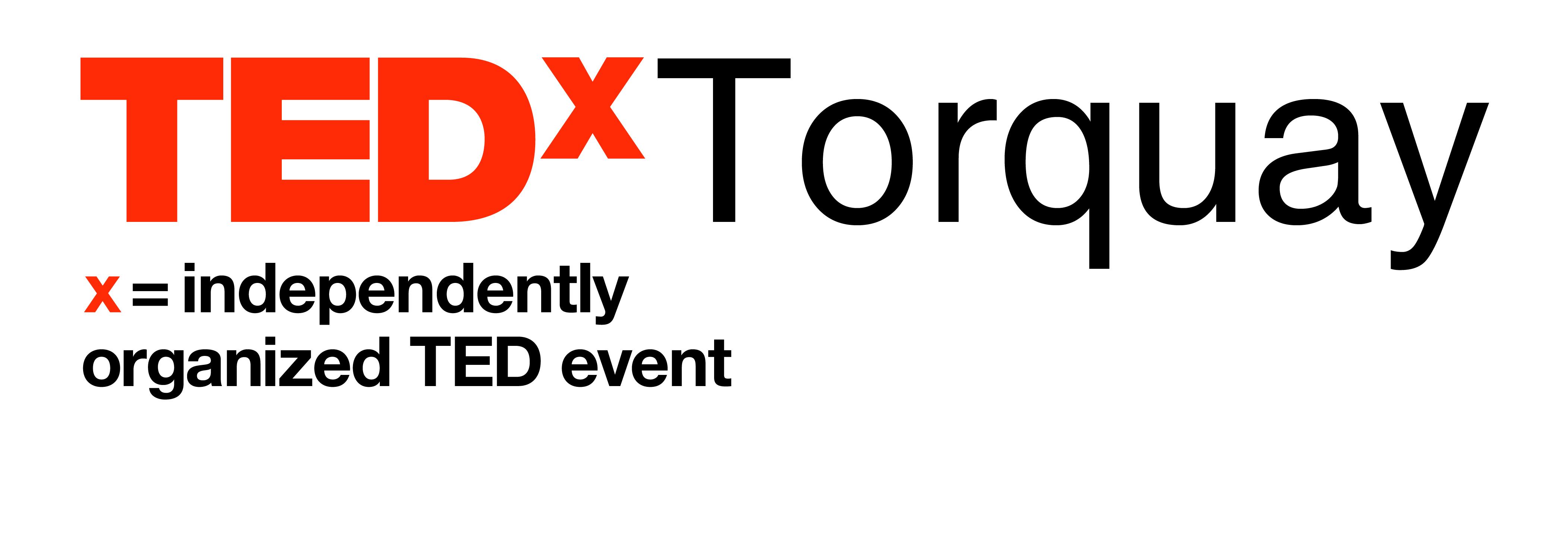 TEDxTorquay Logo