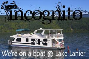 Lake Lanier House Boat Party 06/22 thru 06/23: 3 Separate...