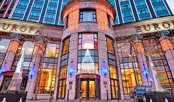 Hotel Europa, Belfast