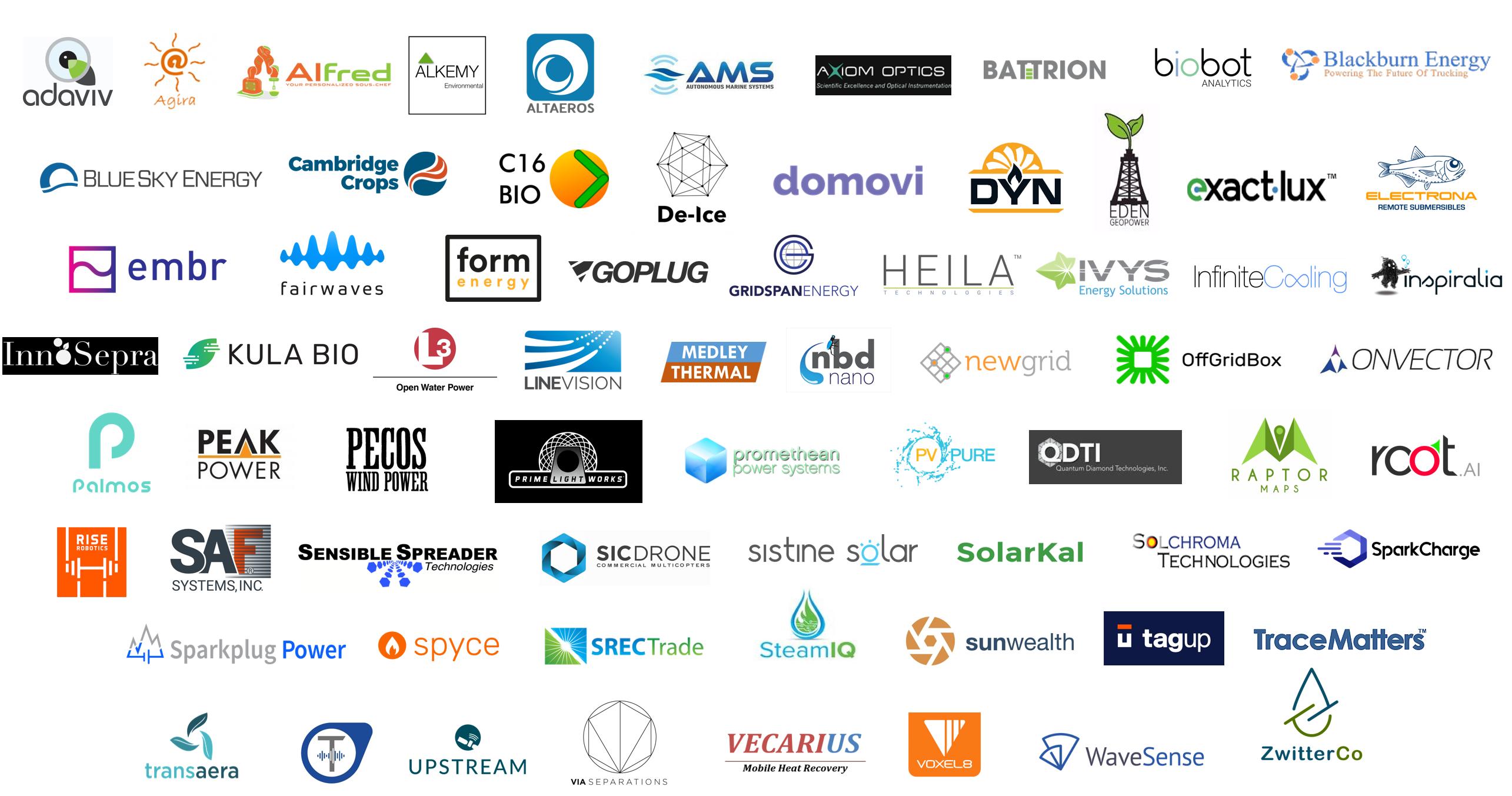 Member Company Logos