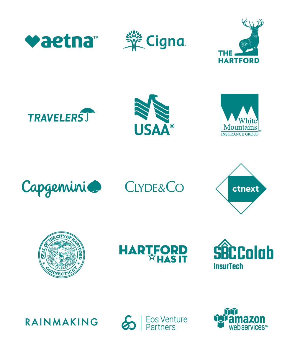 Hartford Partner Logos