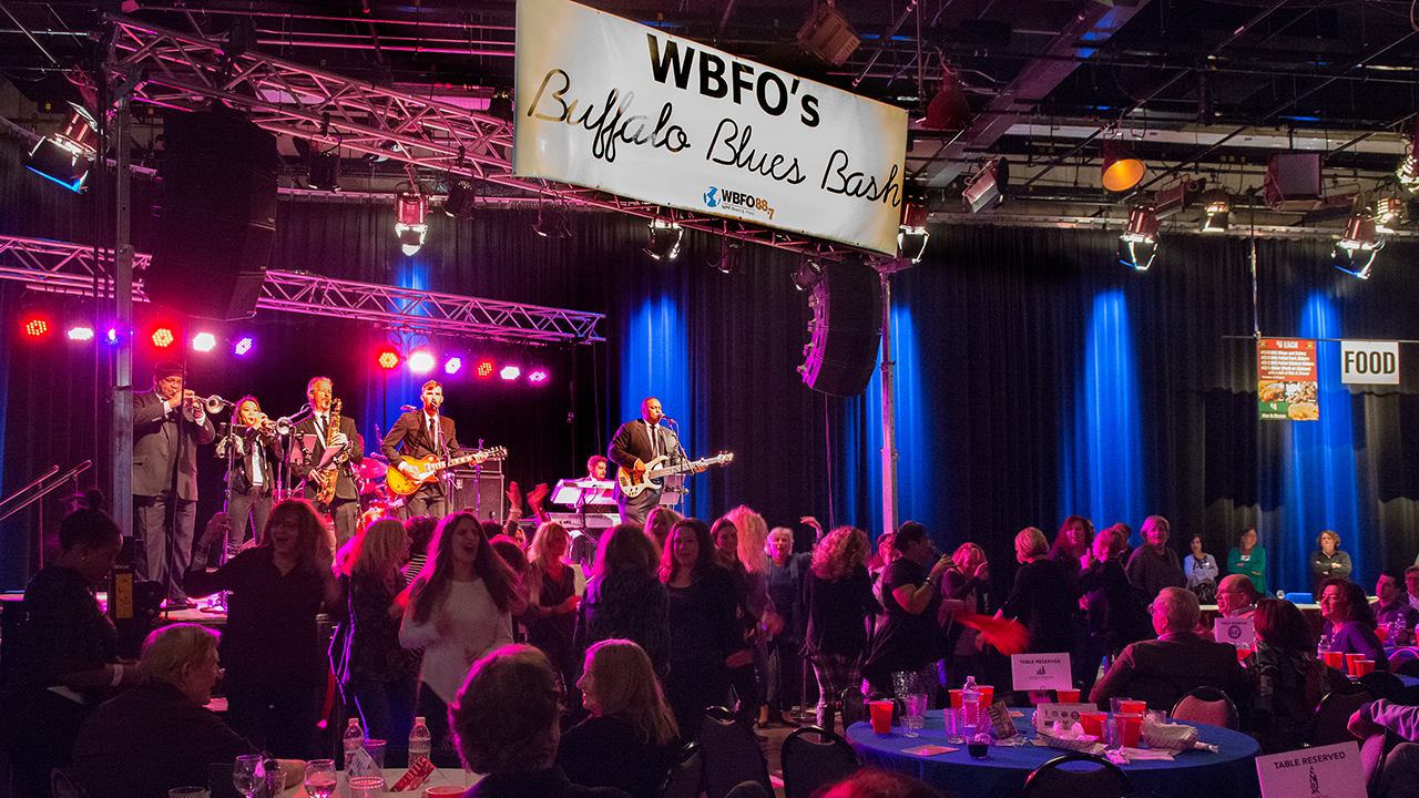 April 2018 Blues Bash