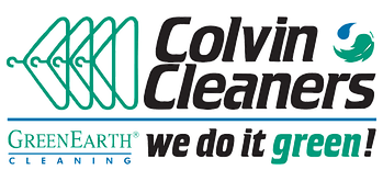 Colvin Cleaners logo