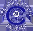 Crestwood Valley Day Camp logo