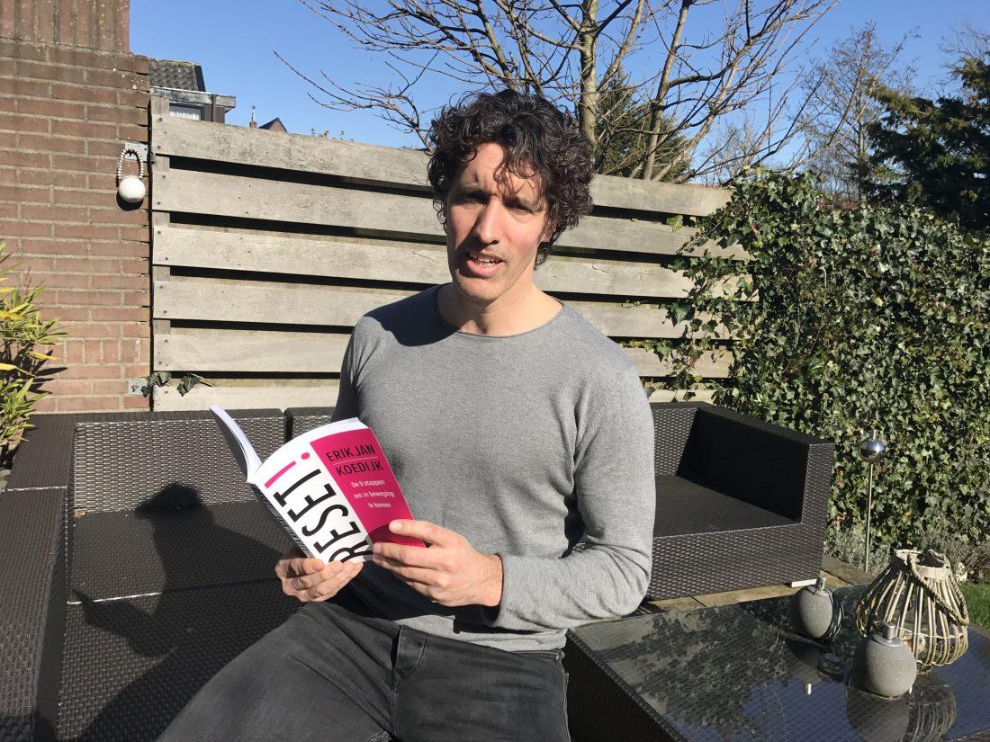 Martin Hersman leest Reset het boek