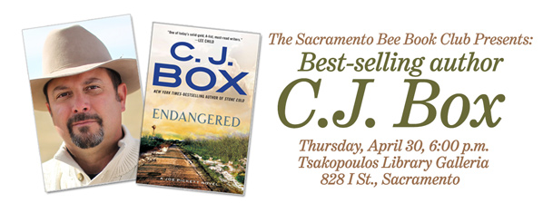C.J. Box comes to The Bee Book Club
