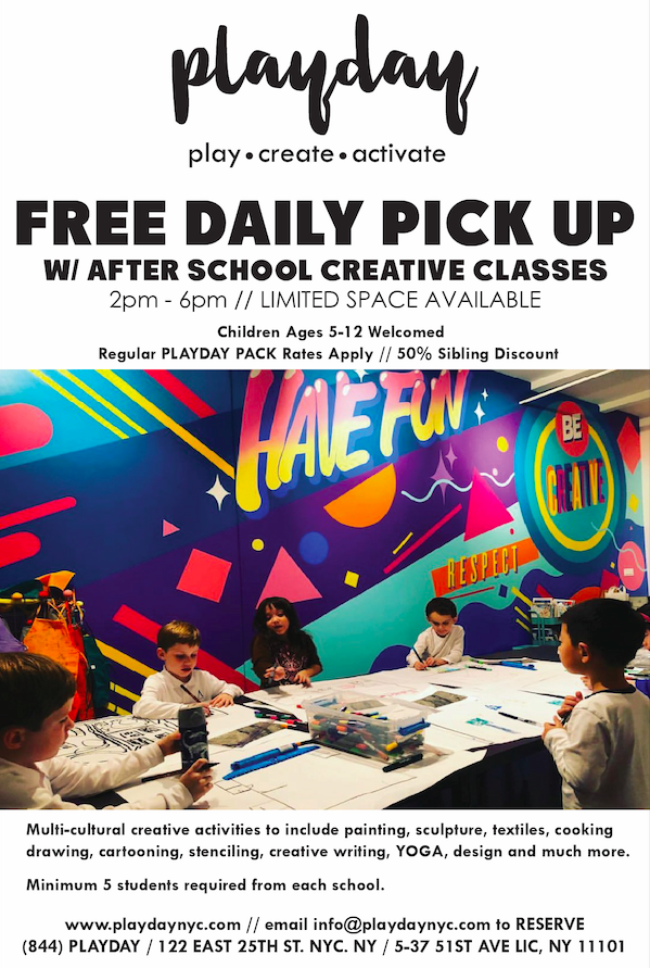 free creative writing classes nyc