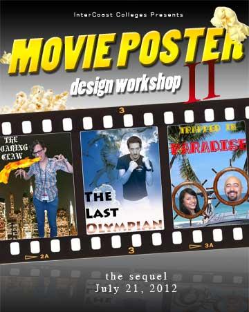 Movie Poster Design Work Shop