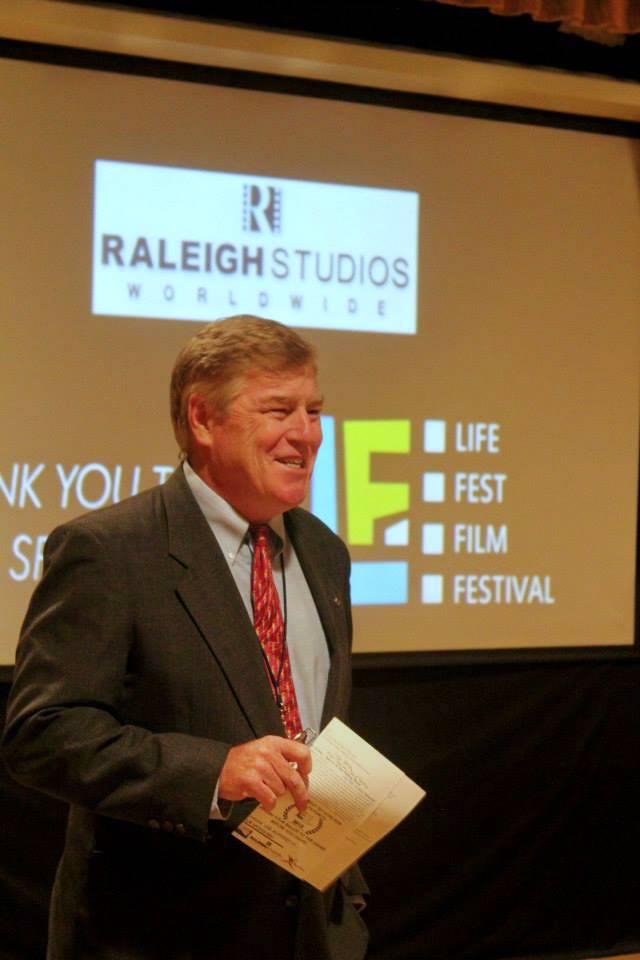 Life Fest Director Johnston