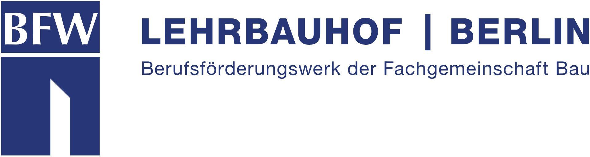 Logo des Berufsförderungswerks der Fachgemeinschaft Bau Berlin und Brandenburg gGmbH