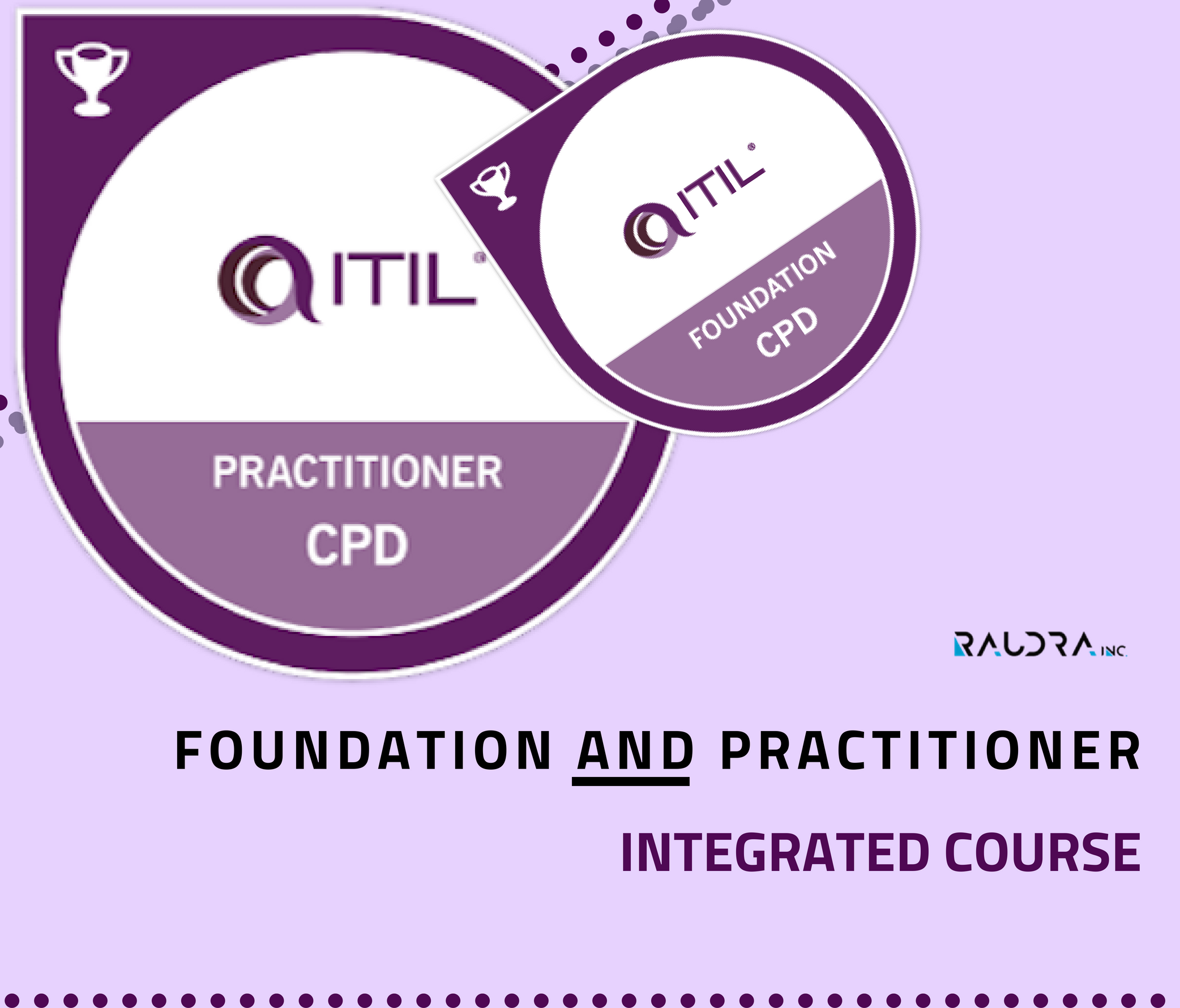 Bundle Promo Itil Foundation And Itil Practitioner Workshop And